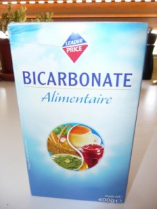 Bicarbonate de sodium