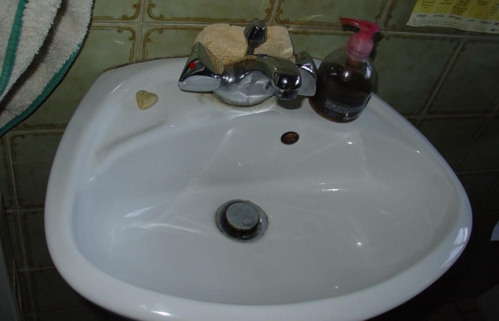 Après un lavage à la microfibre, tout est propre