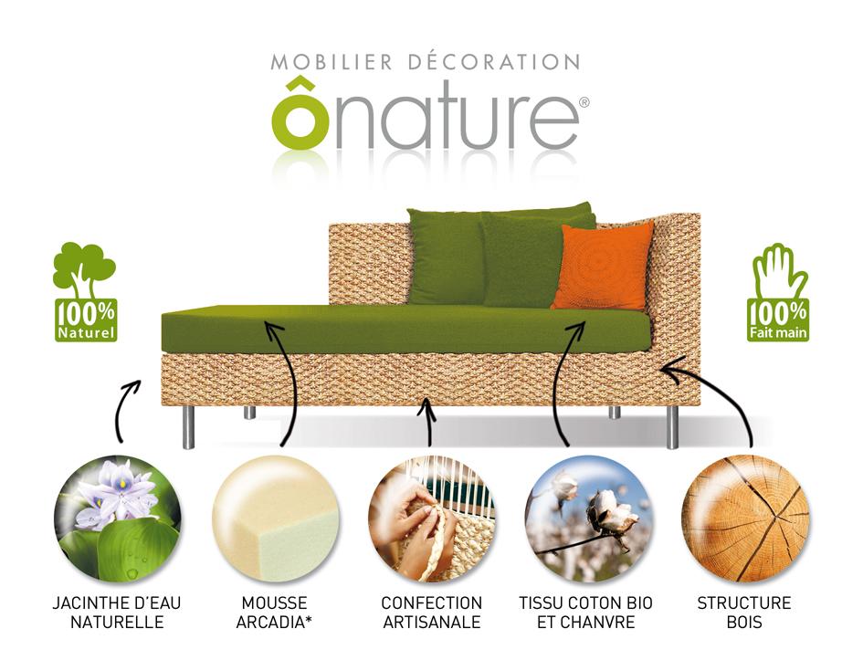 Votre canap est il cologique bon pour la plan te et for Bio concept meubles