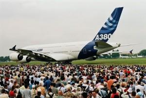 Voyage en A380