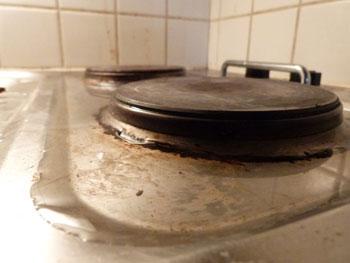 Nettoyage des plaques lectriques sans produits chimiques consommer durable - Recuperer caution appartement ...