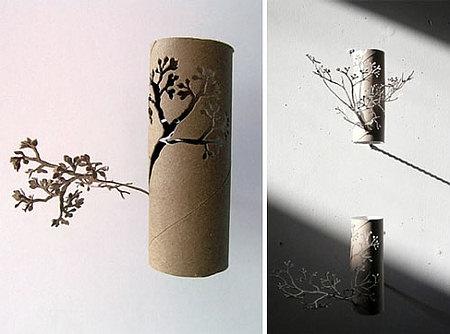 des rangements en rouleaux de papier toilette consommer durable. Black Bedroom Furniture Sets. Home Design Ideas