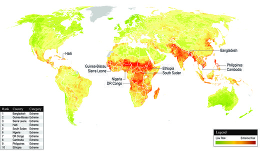 pays-les-plus-touches-changement-climatique-maplecroft