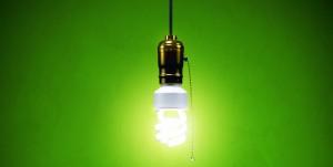Lampe à faible consommation