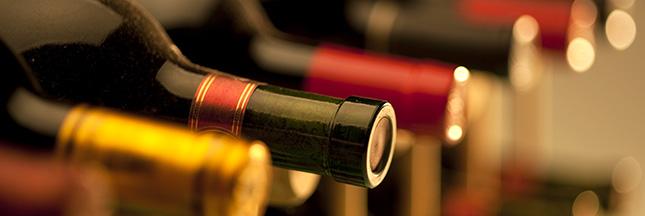 bouteille de vin remplacer le bouchon perdu bougie astuce
