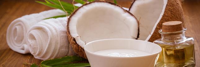 huile de coco cheveux masque recette fait maison