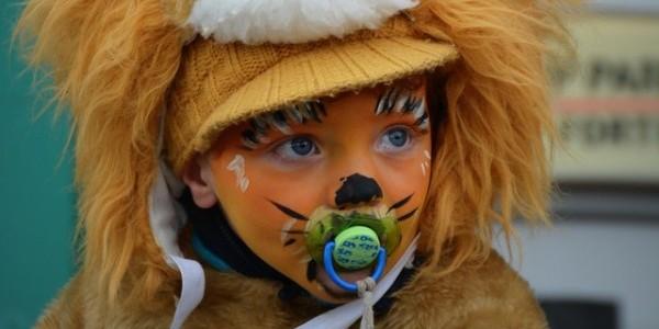 grimage, maquillage enfant, couleurs naturelles